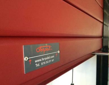 Ferpal SL puertas y persianas automáticas