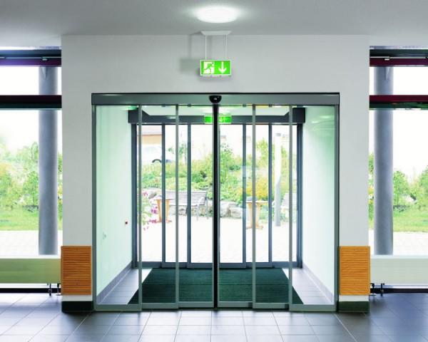 Puerta automatica instalacion