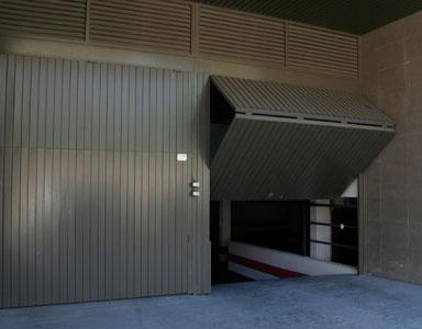 Puertas de garaje prelevas