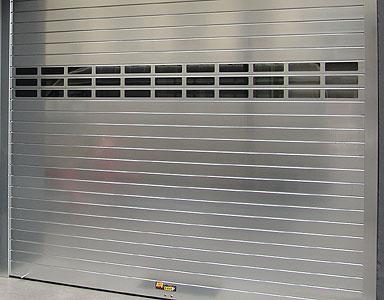 Persianas de aluminio alta seguridad