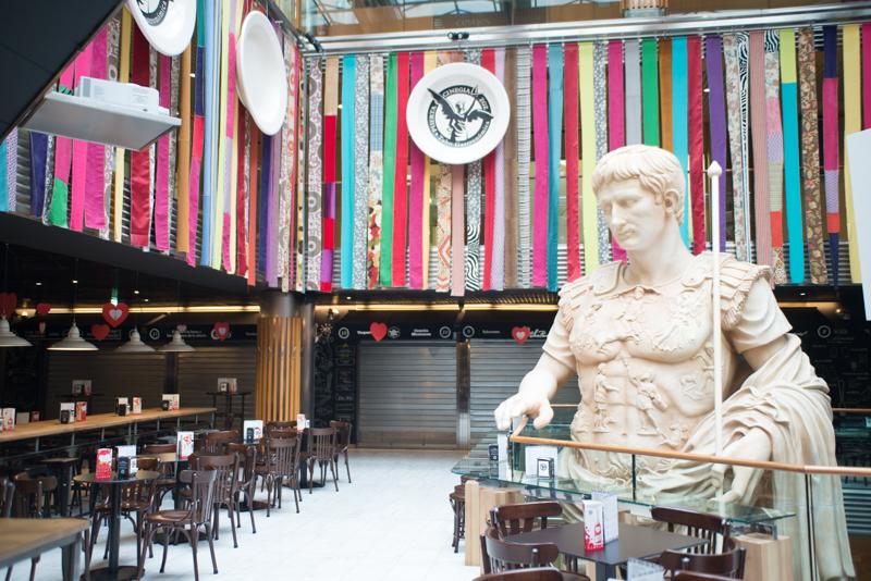 Mercado Gastronómico Zaragoza